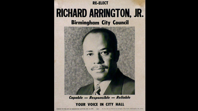 On This Day In Alabama History: Richard Arrington Jr. Was Born