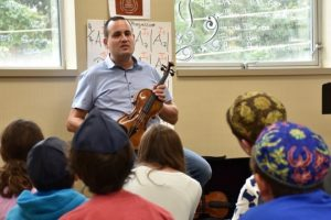 Violins Of Hope Are A Mission And A History