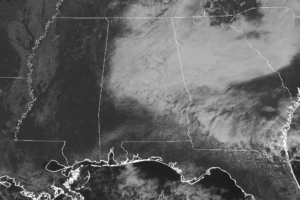 More Clouds Than Sun At Midday Across Central Alabama