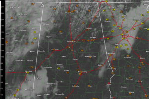 Great Looking Sunday Across Alabama