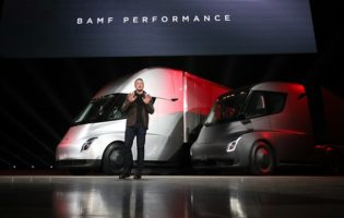Walmart Joins Retailers Planning To Try Out Tesla Truck
