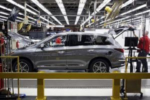 Nissan Hints At Building New U.S. Auto Plant Within Five Years