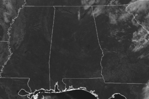 Maximum Sunshine At Midday Tuesday Across Central Alabama