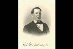 On This Day In Alabama History: George Goldthwaite Born In Massachusetts