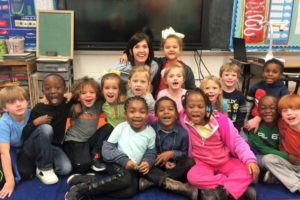APSO Gifts Of Play-Based Equipment Increase Learning For Westside Elementary Kindergartners