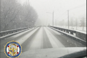 Conditions Deteriorating Across Central Alabama;  Roads Becoming Snow Covered