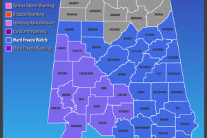 A Comprehensive Look at the Impacts, Watches and Advisories for the Southeast