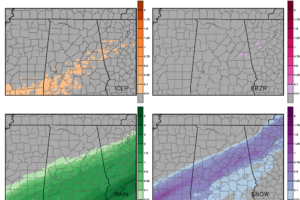 A Look at Morning Model Data for the Upcoming Winter Weather Event