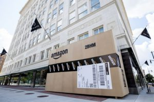 Amazon Narrows Field For Second Headquarters Location To 20