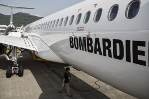 Bombardier Ascending On Turnaround That Includes Plans For Alabama Plant