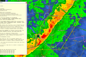 Flash Flood Emergency for the Louisville Metro