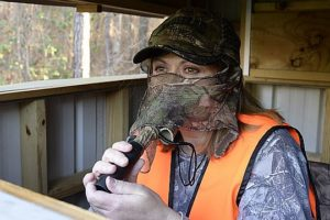 For Disabled Holtville Native, Hunting Gives Her Life