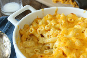 Recipe: Classic Baked Macaroni And Cheese