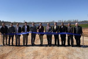 Leaders Celebrate The Successful Launch Of The Al Solar A Facility