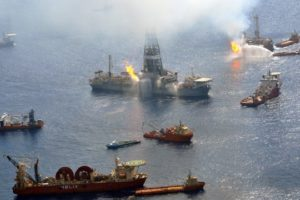 On This Day In Alabama History: Deepwater Horizon Oil Rig Exploded