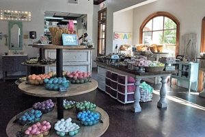 Fairhope Soap Is A Bath Bomb Of An Alabama Maker