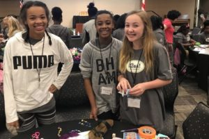 Birmingham-area Girls Get Energized About Engineering At Alabama Power Conference