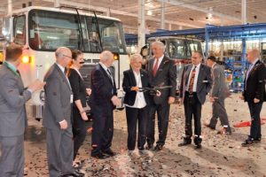 Autocar Holds Grand Opening At Birmingham Area Truck Plant