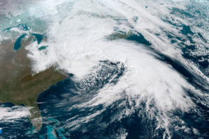 Four Nor'easters Recently Wreaked Havoc on the East Coast of the United States