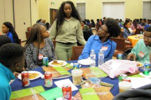 Auburn's Jr. Manrrs Leadership Institute Helps Students Discover Agriculture, Natural Resources Fields