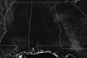 Another Summer-Like Midday Across Central Alabama