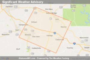 Significant Weather Advisory For Northwestern Walker,  Southeastern Marion, Southwestern Winston And Northeastern Fayette Counties Until 5:45 PM CDT