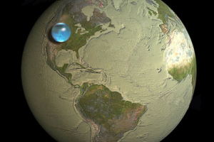 Putting Earth's Water Into Perspective
