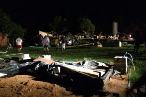 NWS Survey Team Confirms Cullman County Tornado From Yesterday