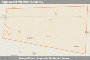 Significant Weather Advisory For Northwestern Jackson And South Central Franklin Counties Until 5:45 PM CDT
