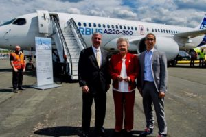 Alabama Aerospace Connections On Display At Farnborough Airshow