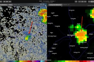 Don't Be the Victim of a First Lightning Strike:  Keep an Eye to the Sky, and Your Radar App Handy