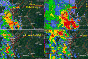 Here is a Look at the Alabama Weather Situation as of 7:20 p.m.