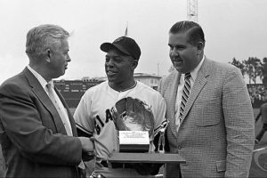 Alabama Legacy Moment: Willie Mays