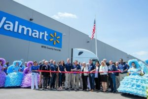 Walmart Opens $135 Million Distribution Center In Alabama