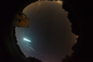 Alabama Fireball Late Last Night