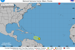 The Latest on the Tropics…