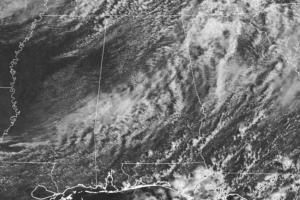 Drier Air Is Beginning To Move In: It's The Midday Nowcast For Central Alabama