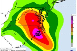 Alabama Trending Hotter/Drier; Eyes On Florence