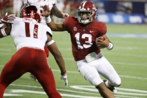 Football Preview: Alabama, Auburn, Uab Look To Build On Opening Wins