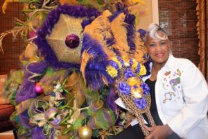Carnival Couture: Alabama Seamstress Works All Year To Bring Mardi Gras To Life