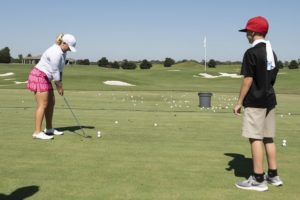 LPGA Pros Showcase Golf, Values At Alabama Power Junior Clinic In Prattville