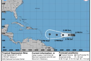 Noaa Hurricane Hunter Plane Indicates Isaac Has Dissipated