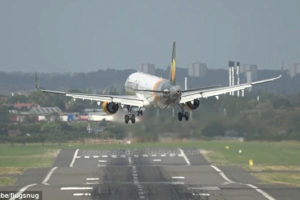 Why Are Crosswinds Dangerous for Takeoffs and Landings?