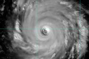 Respect for the Power of Super Typhoon Trami