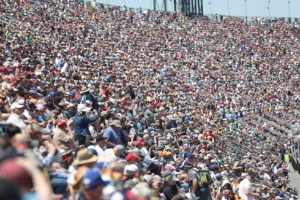 Fans Make Talladega Superspeedway's Fall Race Weekend A Worldwide Phenomenon