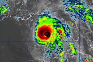 Michael Strengthens Into A Major Hurricane, Continues On Track To The Gulf Coast