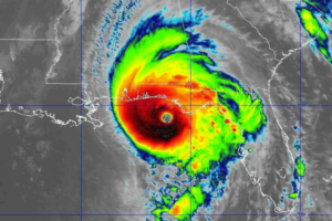 Hurricane Michael As Of 11:00 AM CDT