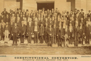 On This Day In Alabama History: Alabama Constitution Of 1875 Ratified
