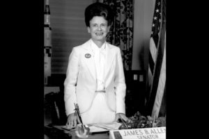 On This Day In Alabama History: Journalist And U.S. Sen. Maryon Pittman Allen Was Born