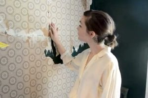 If These Walls Could Talk: Original Wallpaper Found At F. Scott And Zelda Fitzgerald Alabama Home